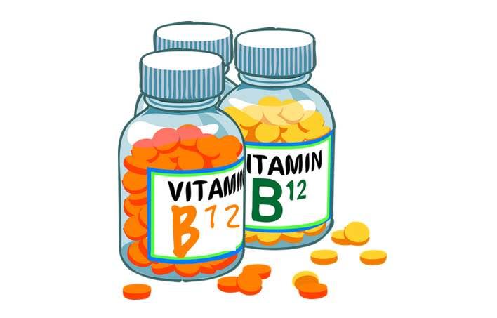 niedobór witamin grupy B należy odpowiednio suplementować