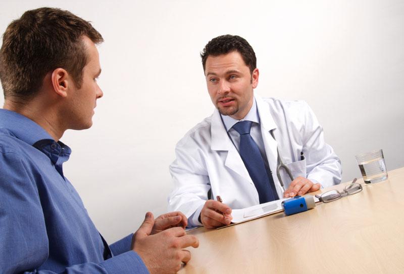 niewydolność hormonalna jąder wymaga wizyty u lekarza