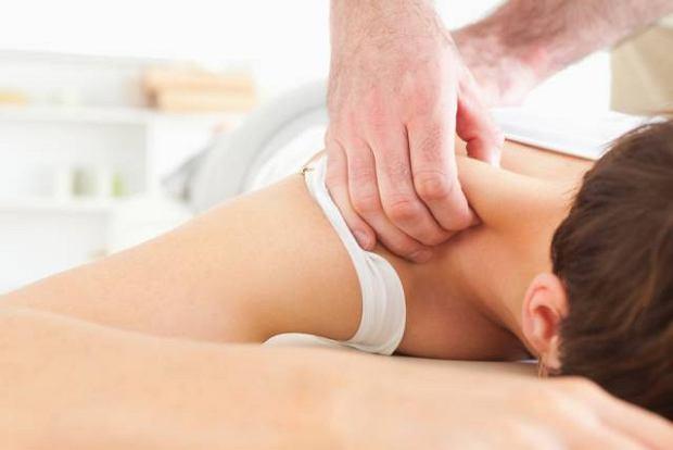 kręcz szyi nierzadko wymaga rehabilitacji