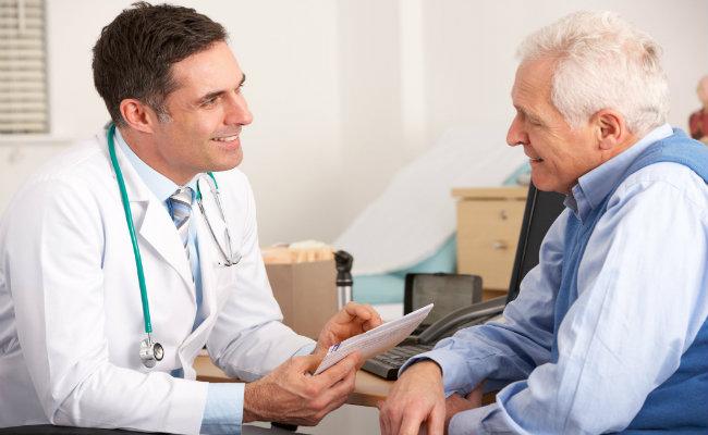 zaburzenia rytmu serca u osób w podeszłym wieku należy leczyć współpracując z lekarzem