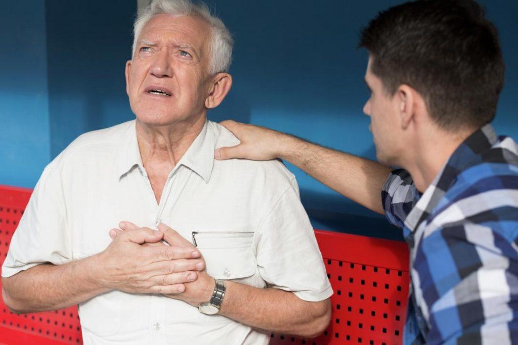 zaburzenia rytmu serca u osób w podeszłym wieku może przebiegać bezobjawowo
